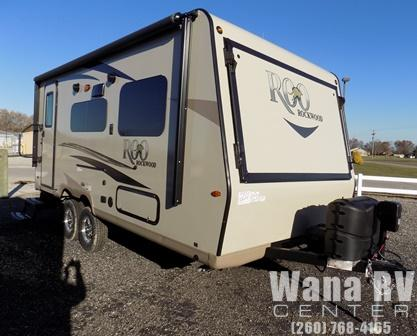 Forest River Rockwood Roo Expandable Travel Trailer19 ROO
