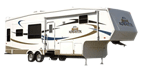 Rockwood 5th Wheels from Wana RV